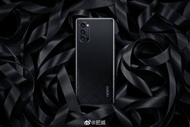 OPPO Reno4 Pro in Black and White colors leaked online