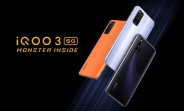 You can get a vivo iQOO 3 for as little as INR 31,990 on Flipkart