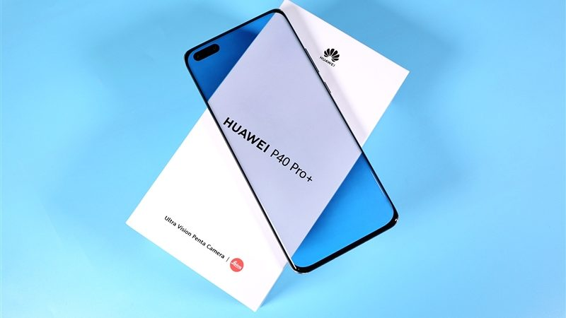 The first review of the first dream of Huawei P40 Pro +