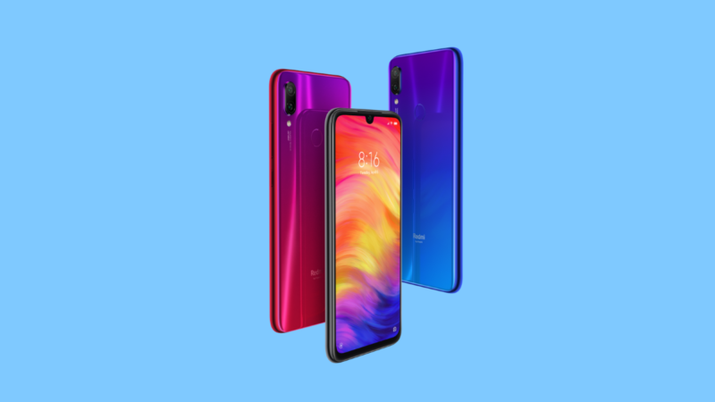 Download: Xiaomi Redmi Note 7 Pro receives stable beta Android 10 update with MIUI 11