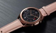 Samsung Galaxy Watch3 gets VO2 Max and blood oxygen monitoring activated with first software update