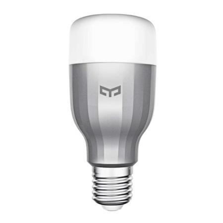 Yeelight 1SE E27 6W RGBW AC 100 - 240V Smart LED Bulb Colourful Light Version ( Xiaomi Ecosystem Product ) - White 1Pc