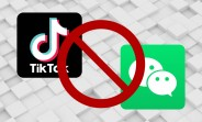 The US Commerce Department will ban TikTok and WeChat this Sunday