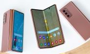 Samsung Galaxy Z Fold2 goes on sale today