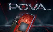 Tecno teases new Pova phone with quad camera, will launch on Flipkart in India next week