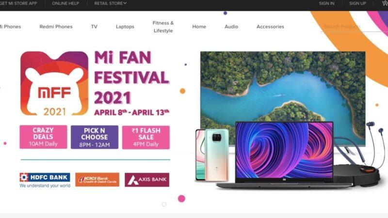 Mi Fan Festival 2021: Top 5 deals on Redmi Note 9, Mi Smart Band 4, Mi LED TV 4A Pro, and more