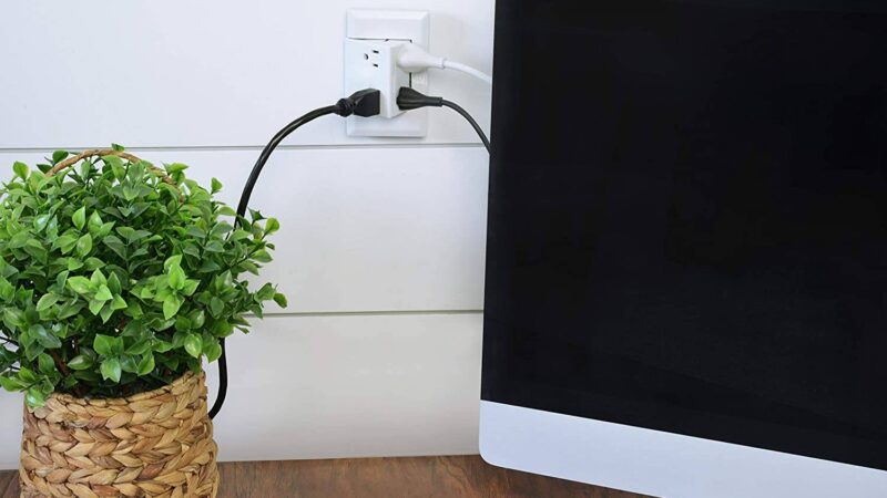 Brilliant $30 Amazon find expands a power outlet without an ugly power strip